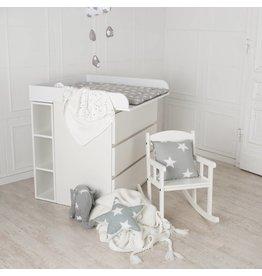 Sample Storage shelf for IKEA Malm dresser