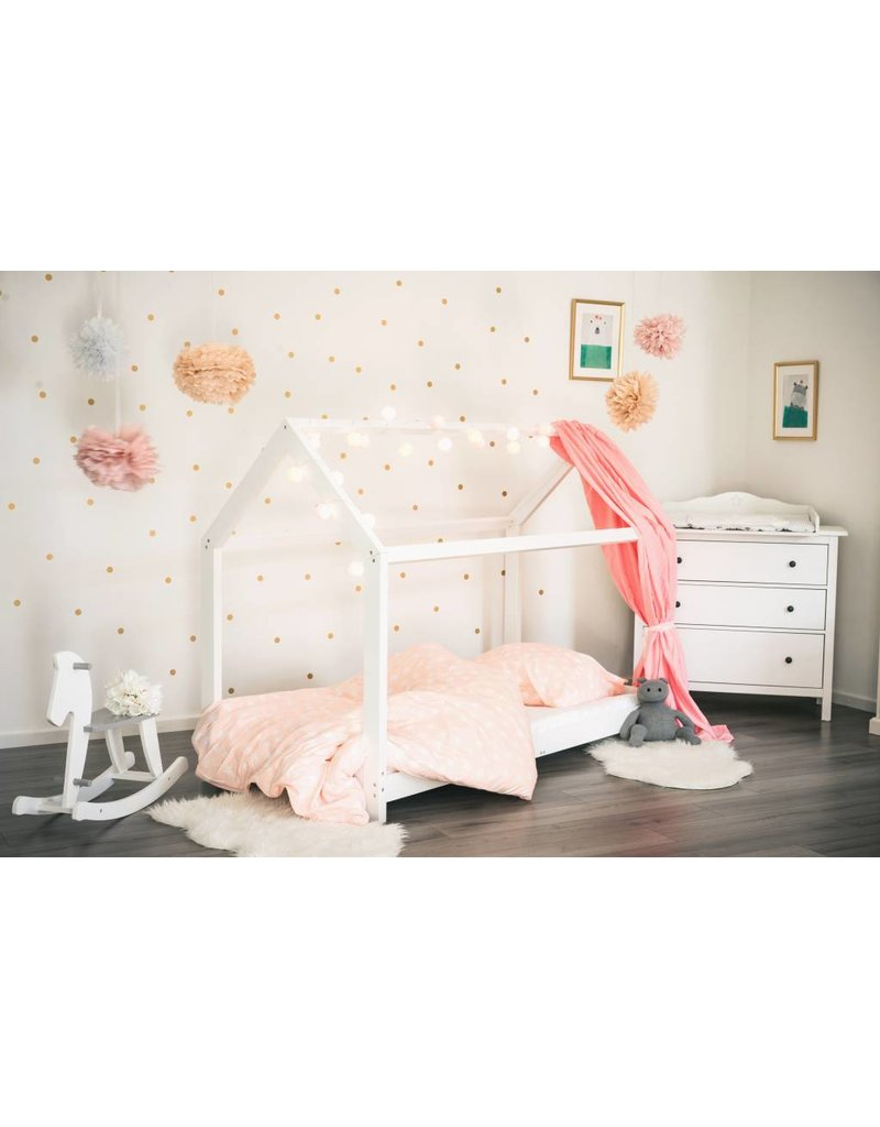 Hous Bed for children 90x200 cm