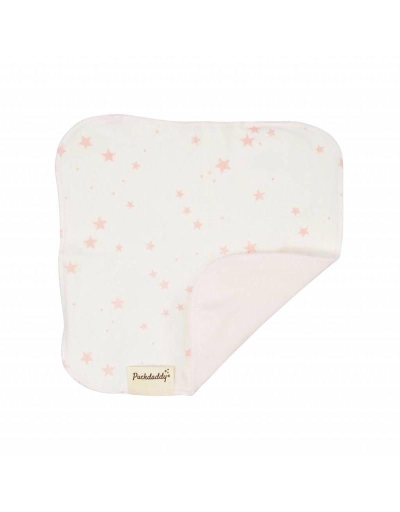 "Organic cotton gift set ""Stars rose"""