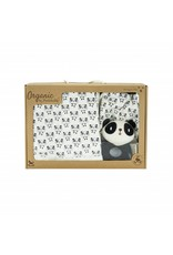 "Organic Coton Giftbox ""Panda"""