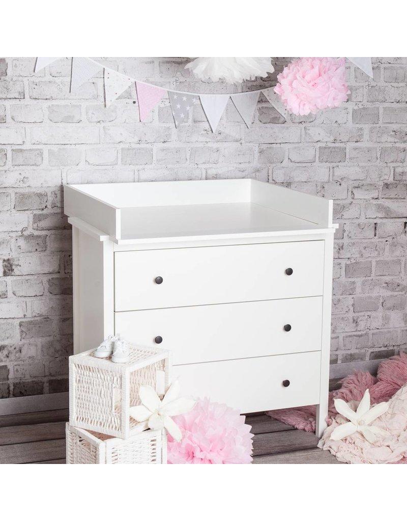 "Showroom Sample Changing top ""Standard"" - IKEA Nordli and Koppang"