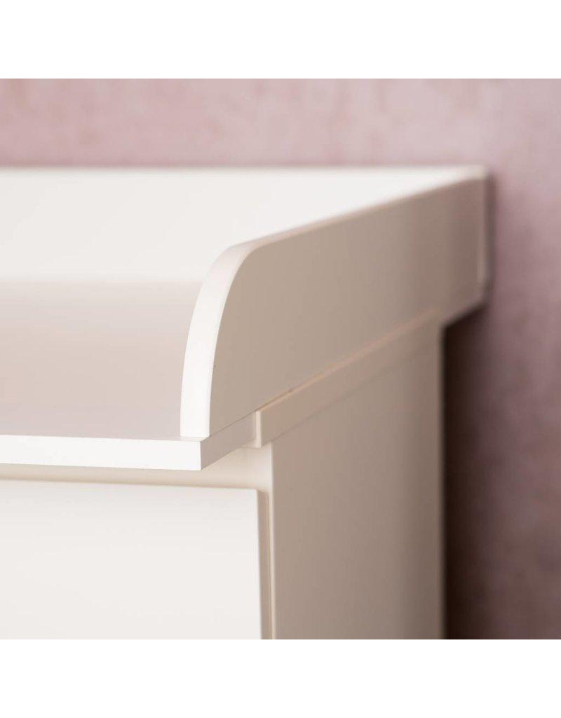 """Showroom Sample """"Standard Extraround"""" - white"""