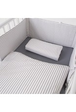 "Bed Linen ""Chevron"" + Baby sleeping bag ""chevron"" 70-90 cm"