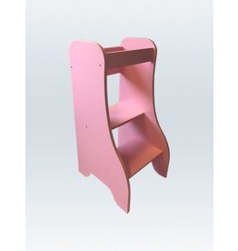 Sample Learning Tower pink