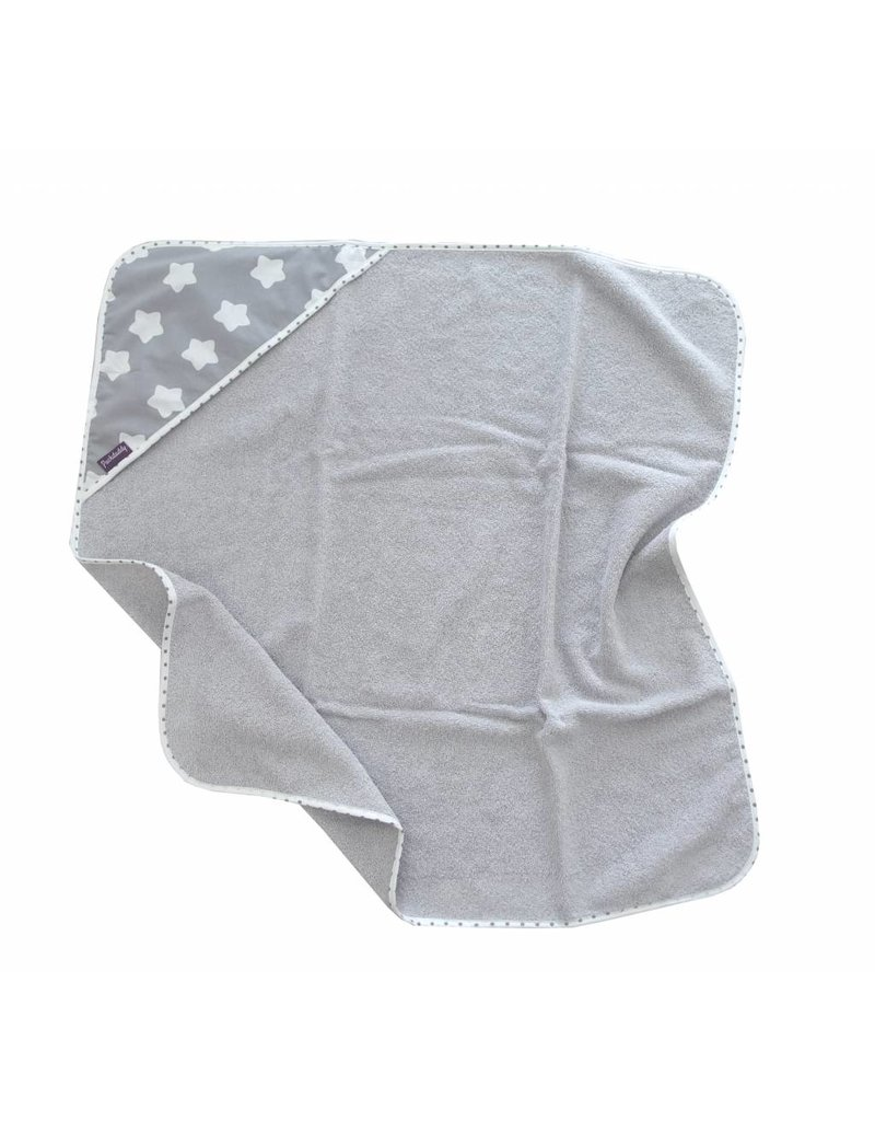 "Hooded Towel ""Stars"""
