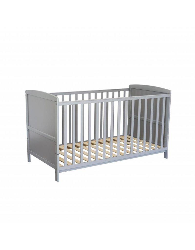 Baby Cot Bed grey