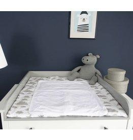 Extra Bords arrondis! Plan à langer pour tous les commodes IKEA Hemnes/ Songesand