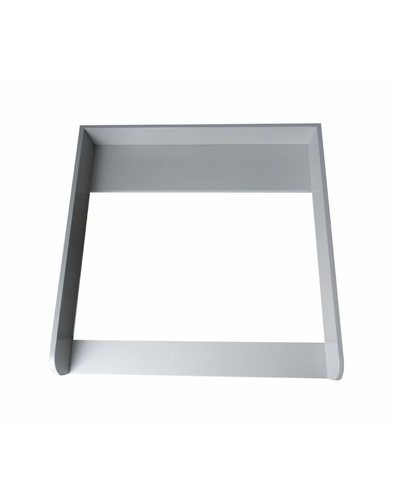 """Changing top """"Round"""" in grey for IKEA Malm dresser"""