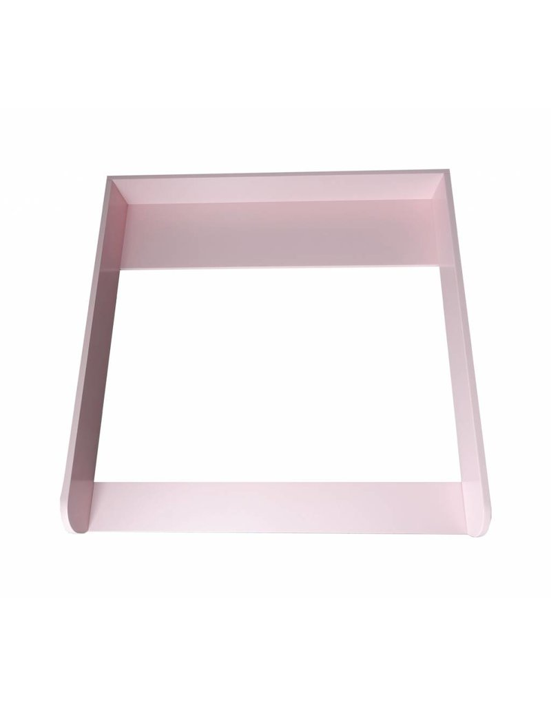 """Changing top """"Round"""" - rose for IKEA Malm dresser"""