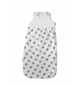 "Baby sleeping bag ""stars white"" 100 cm"