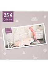 Gutschein - 25€