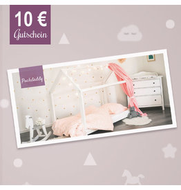 Gift Card -10€