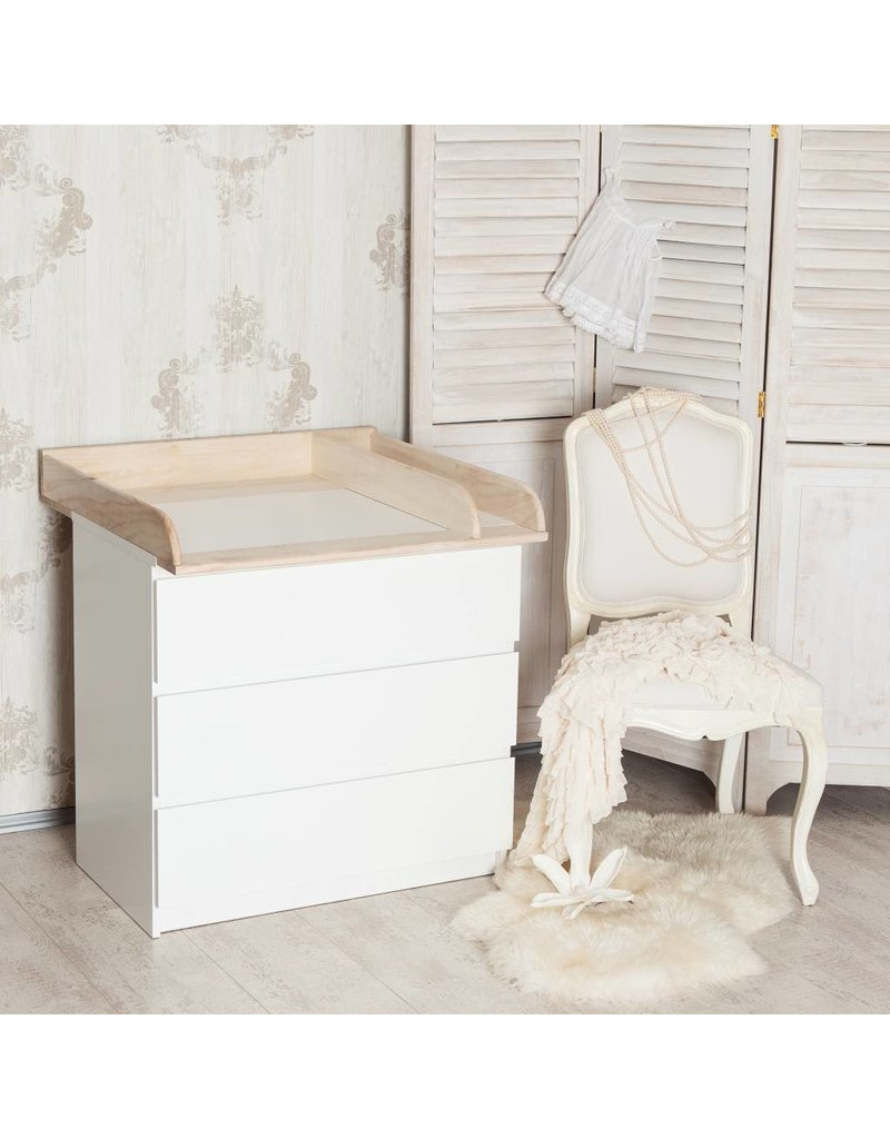 """Showroom Sample Extraround + extra compartment- natural wood"""""""