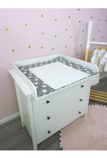 """""""Standard"""" with wide cover in white for IKEA Koppang"""