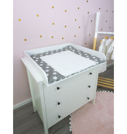 """Standard"" with wide cover in white for IKEA Koppang"