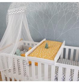 Wickelbrett für Babybett