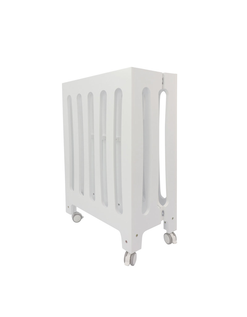 Baby Cot Bed Henry in white