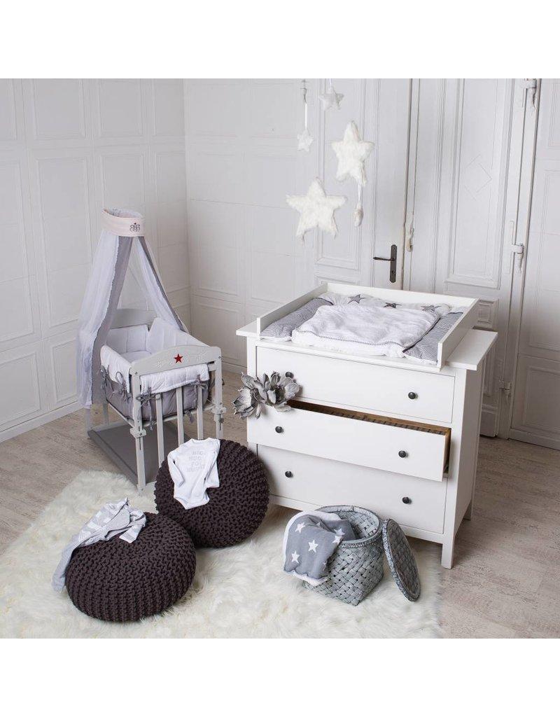 Plan A Langer (top) Pour Tous Ikea Hemnes/ Songesand Commodes (blanc) ...