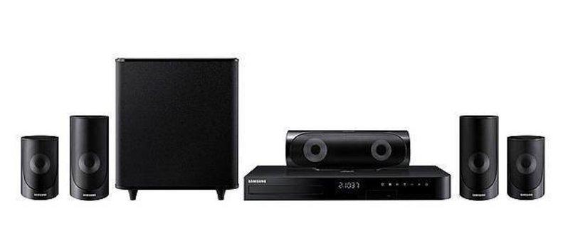 Samsung HT-J5500/XN Home Cinema Systeem