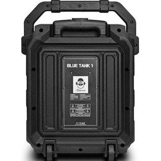 iDance Blue Tank BT-1 draagbare Bluetooth speaker