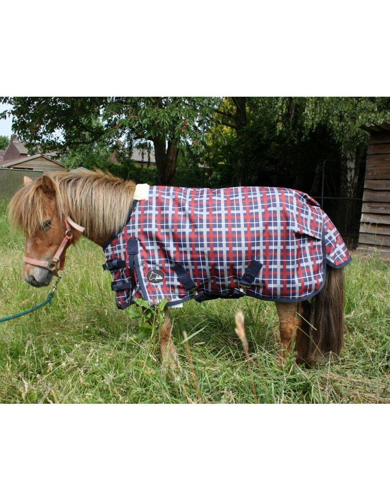 LuBa Pferdedecken, Mini pferde® Regendecke LuBa014 Mini-decke