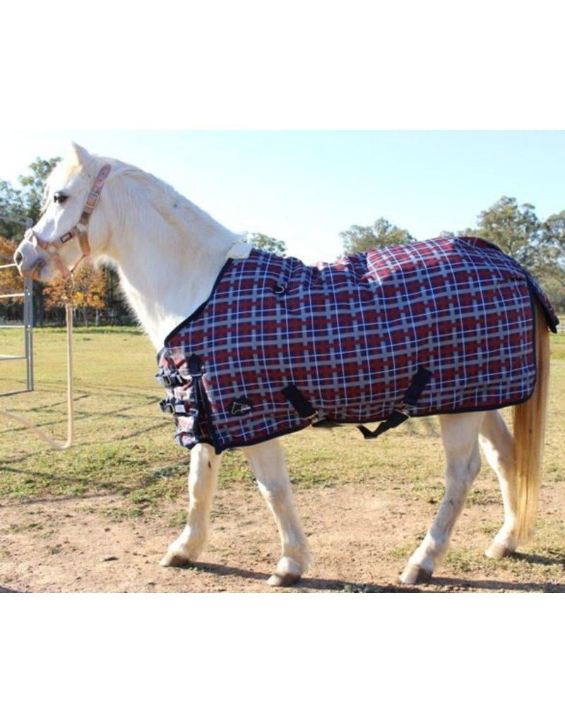 LuBa Pferdedecken, Mini pferde® Regendecke LuBa014 Pony-decke