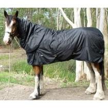 LuBa Pferdedecken, Extreme® All Wetter Turnout 1680D mit Halsteil 150 gr