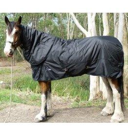 LuBa Pferdedecken, Extreme® All Wetter Turnout 1680D mit Halsteil 150gr