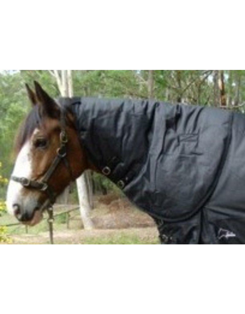 LuBa Pferdedecken, Extreme® Halsteile für Pferdedecke