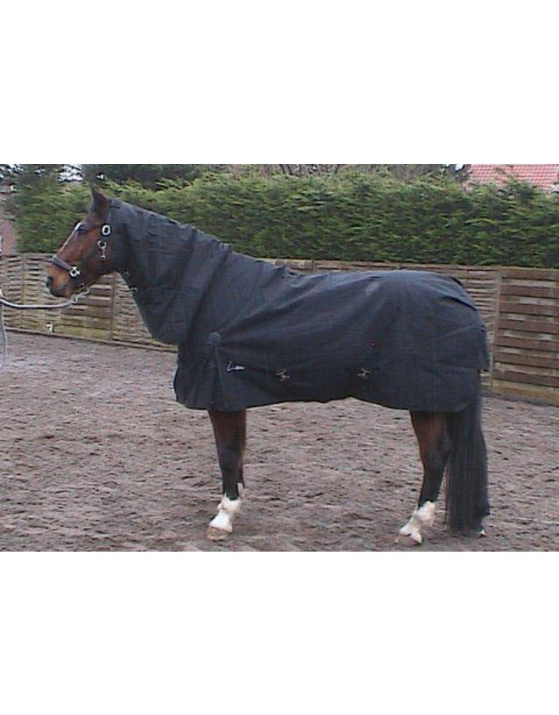 LuBa Pferdedecken, Extreme® Regendecke Turnout 1680D mit Halsteil