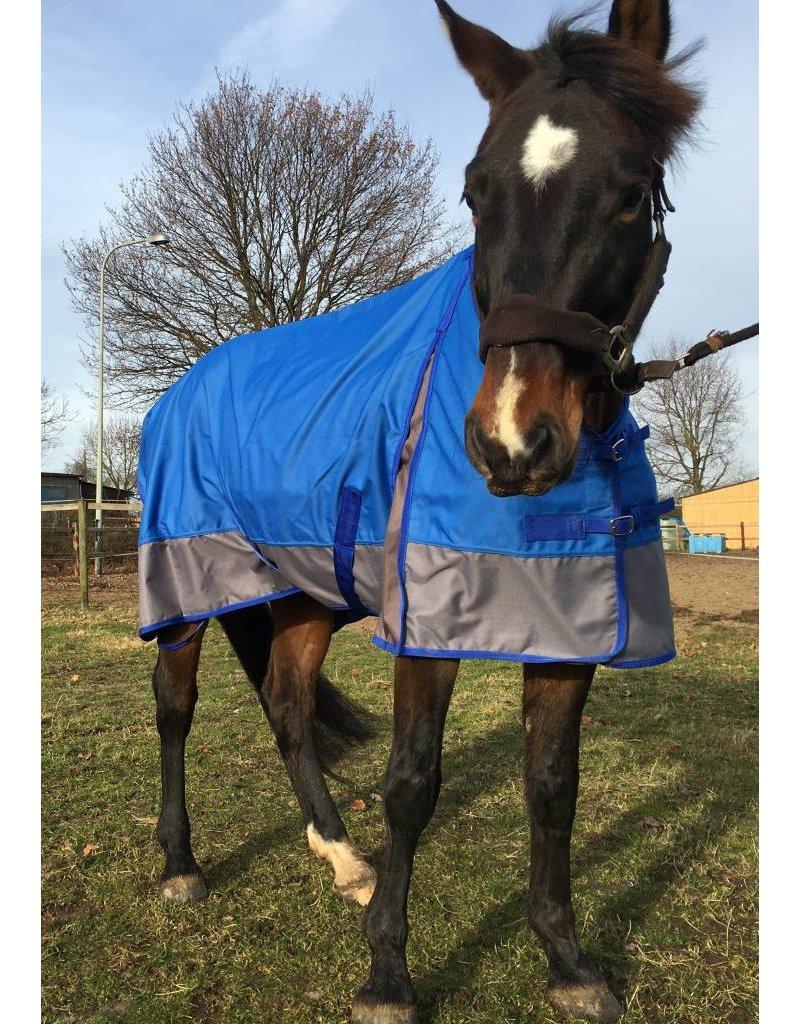 LuBa Pferdedecken®  Regendecke 1200D - Blau