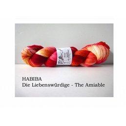 Fine Merino Socks Fb. Habiba