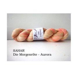 Fine Merino Socks col. Sahar