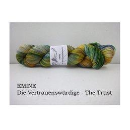 Fine Merino Socks col. Emine
