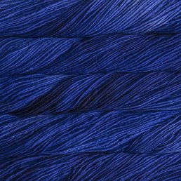 Worsted col. 080 Azul Bolita
