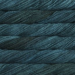 Silky Merino col. 412 Teal Feather