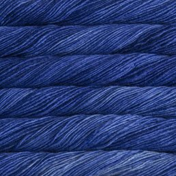 Silky Merino col. 415 Matisse Blue