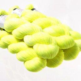 Hedgehog Fibres Sock Yarn Fb. Highlighter