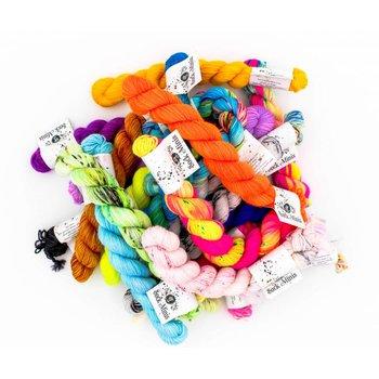 Sock Yarn Mini Skeins