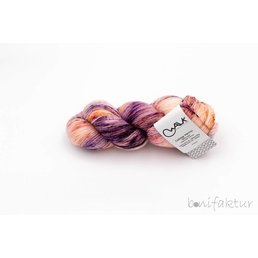 Cottage Merino col. Purple Peach