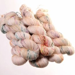Hedgehog Fibres Sock Yarn Fb. Cereal