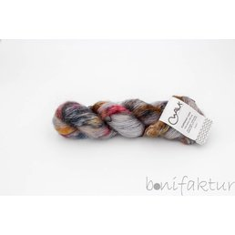 Kid Mohair Lace col. Cosmic Chaos