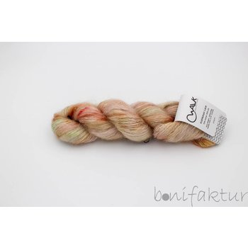 WalkCollection Kid Mohair Lace col. Cream Cherry Brittle