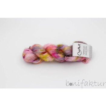 WalkCollection Kid Mohair Lace col. Dried Roses