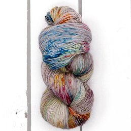 Madelinetosh Tosh Merino Light Fb. Gracenotes