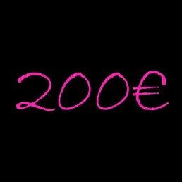 Gutschein 200€