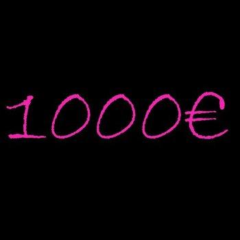 Gutschein 1000€
