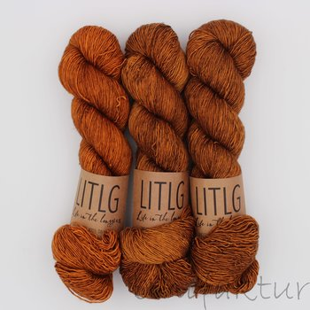 Life in the Long Grass LITLG Singles Sock Fb. Autumn