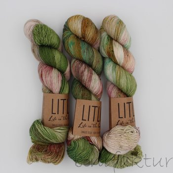 Life in the Long Grass LITLG Singles Sock col. Botanical