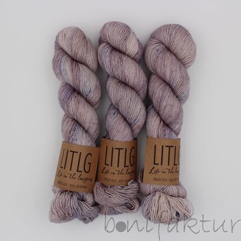 Life in the Long Grass LITLG Singles Sock col. Crush